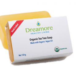 Dreamore Tea Tree and Argan Oil Soap