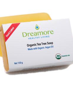Dreamore Tea Tree and Argan Oil Soap